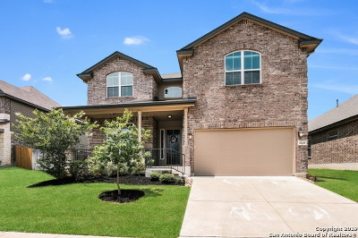 Bexar County Single Family Home New: 12415 Loving Mill