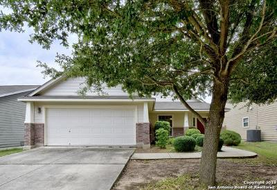 Cibolo Single Family Home New: 104 Happy Trail
