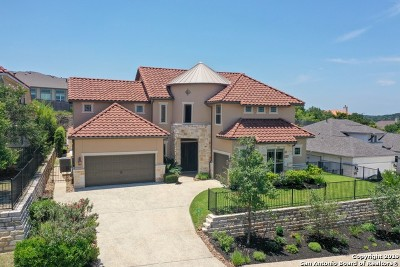 San Antonio Single Family Home New: 18711 Cayman Landing