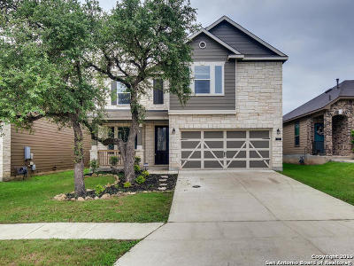Boerne Single Family Home Price Change: 148 Rolling Creek