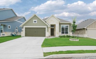 Schertz Single Family Home New: 12008 Vignette
