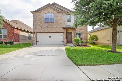 Helotes Single Family Home New: 10431 Lupine Canyon