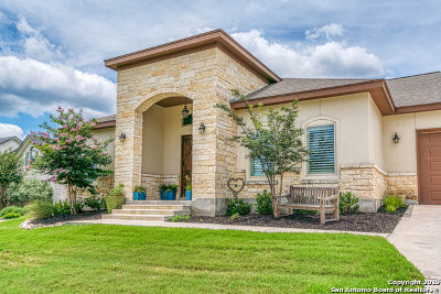 Timberwood Park Single Family Home For Sale: 1715 Slumber Pass