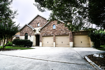 Single Family Home For Sale: 23235 Crest View Way