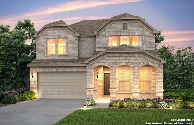 Boerne Single Family Home For Sale: 27602 Azalea Creek
