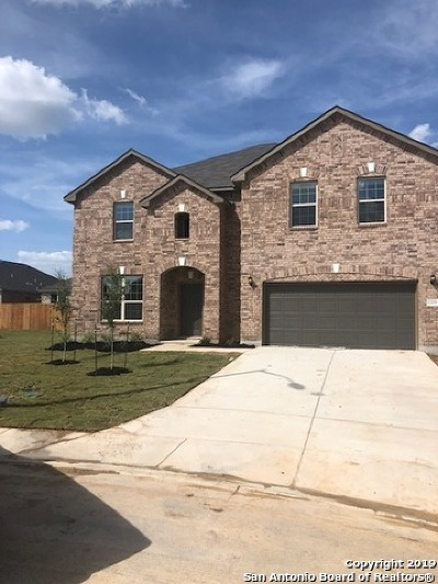 New Braunfels Single Family Home New: 1709 Fall View