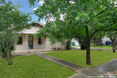 San Antonio Single Family Home New: 321 Mt Vernon Ct
