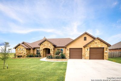 Seguin Single Family Home New: 4572 Prairie Summit