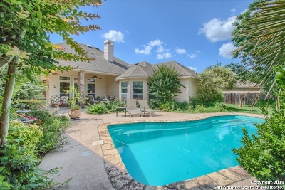 Seguin Single Family Home New: 189 Las Brisas Blvd