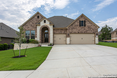Helotes Single Family Home New: 16515 Asturias