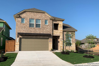 Bexar County Single Family Home New: 8620 Dove Pass