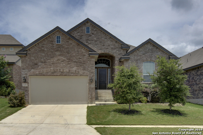 Bexar County Single Family Home New: 12431 Loving Mill