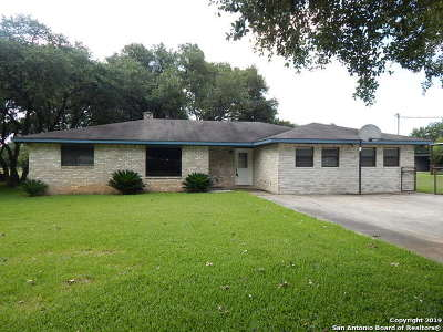 New Braunfels Single Family Home For Sale: 1188 Edwards Blvd