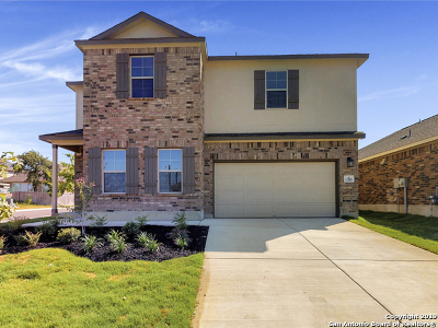 Bexar County Single Family Home New: 12102 Tower Forest