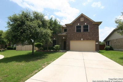 Cibolo Single Family Home New: 325 Golden Bear Dr