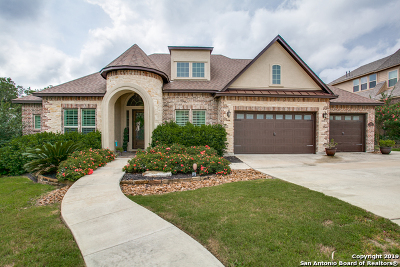 Boerne Single Family Home For Sale: 8906 Gate Forest
