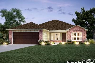New Braunfels Single Family Home Price Change: 512 Long Leaf