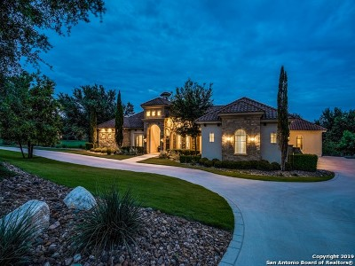 Boerne Single Family Home For Sale: 333 Menger Springs
