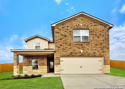 Single Family Home New: 7939 Bluewater Cove