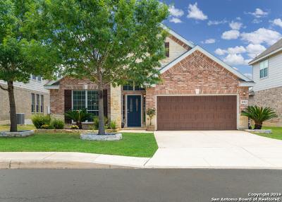Bexar County Single Family Home New: 11923 Jasmine Way