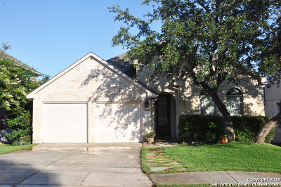Timberwood Park Single Family Home For Sale: 414 Blue Springs