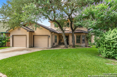 Fair Oaks Ranch Single Family Home Active Option: 29424 Ridgeview Trail