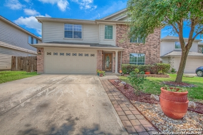 Converse Single Family Home For Sale: 8912 Liberty View