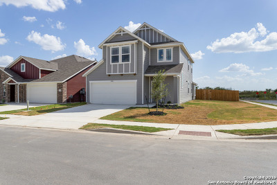 New Braunfels Single Family Home New: 3936 Legend Meadows