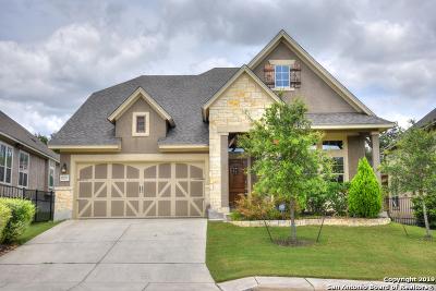 San Antonio Single Family Home New: 18030 Branson Falls