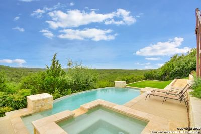 Boerne, Cibolo, Converse, Fair Oaks Ranch, Helotes, Leon Valley, New Braunfels, San Antonio, Schertz, Windcrest Single Family Home New: 21306 Rembrandt Hill