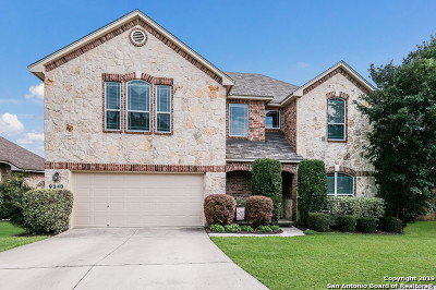 Helotes Single Family Home For Sale: 9240 McCafferty Dr