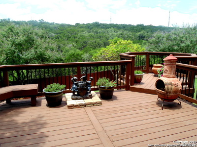 Helotes Single Family Home For Sale: 10626 Rainbow View
