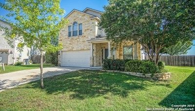 New Braunfels Single Family Home Active Option: 2215 Fitch Dr