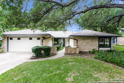 San Antonio Single Family Home Back on Market: 10243 Grand Meadows