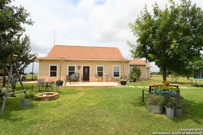 Frio County Single Family Home For Sale: 300 County Road 2531