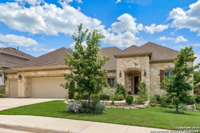 San Antonio Single Family Home New: 9650 Aviara Golf