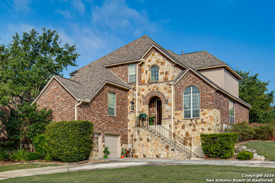 Helotes Single Family Home Price Change: 16215 La Madera Rio