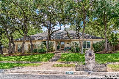 San Antonio Single Family Home New: 13226 Vista Del Mundo