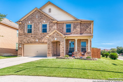 Single Family Home For Sale: 4431 Semora Oak