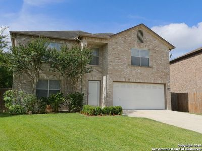 Converse Single Family Home For Sale: 7927 Cherry Glade