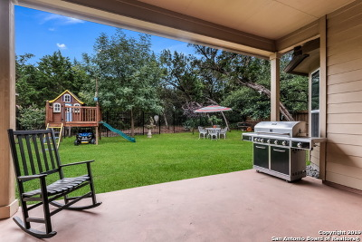 Helotes Single Family Home New: 10637 Foxen Way