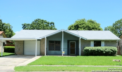 Single Family Home New: 9423 Millbrook Dr