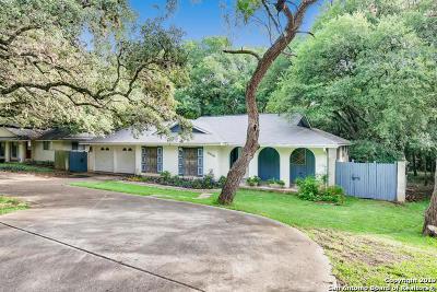 Single Family Home New: 3551 Rock Creek Run