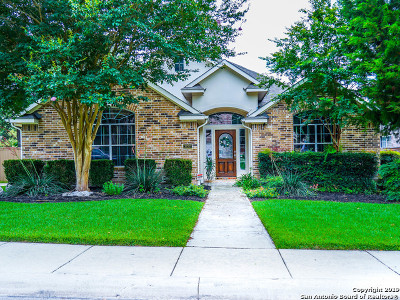 Cibolo Canyons Single Family Home Price Change: 3222 Valley Creek