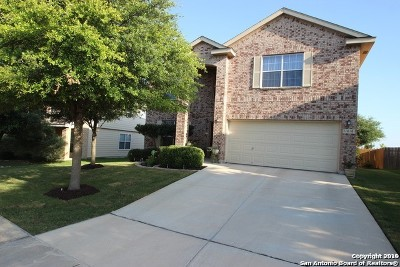 San Antonio Single Family Home New: 11018 Sweet Pea