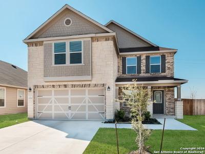 Bexar County Single Family Home New: 15318 Bypass Ridge