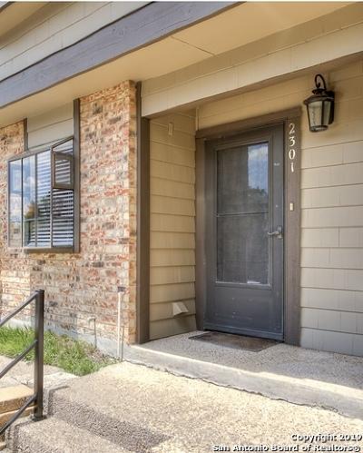 Condo/Townhouse New: 11815 Vance Jackson Rd #2301