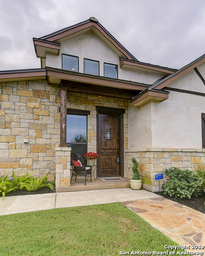 New Braunfels Single Family Home New: 1748 Gruene Vineyard Crossing