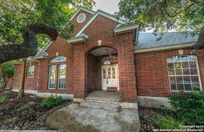 San Antonio Single Family Home New: 26013 Mesa Oak Dr