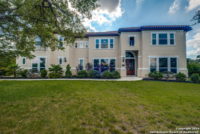 Helotes Single Family Home Active Option: 14844 Iron Horse Way